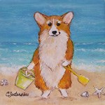 Harley's Choice Corgi Tiles!