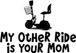 Scooter - Other Ride is Your Mom
