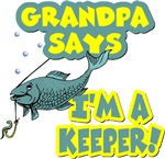 Grandpa says...