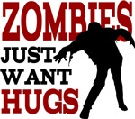 Zombies Just Want Hugs