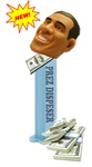Prez Dispenser - President Obama Shirt