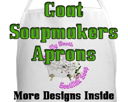GoatMilk Soapmaker's Tees