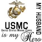 USMC My Husband MY Hero