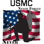 USMC Never Forget