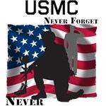 USMC Never Forget