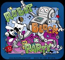 Robot Block Party