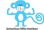 Blue Tenacious Little Monkey