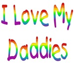 I Love My Daddies (Rainbow) Baby Wear & Gifts