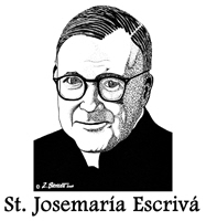 St. Josemaría Escrivá