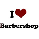 i heart barbershop