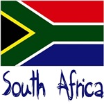 South Africa Flag/Name