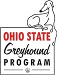 Ohio State Greyhound Program Logo 2