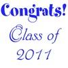 Congrats! Class of 2011