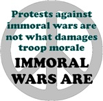 Immoral Wars Are