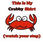 My Crabby Shirt