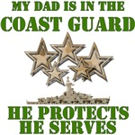 Coast Guard Dad Protects And Serves