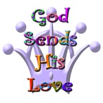 God Sends His Love