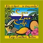 Coco Loco Cafe - Caye Caulker, Belize