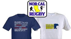 Club Rugby T-Shirts