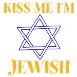 KISS ME I'M JEWISH