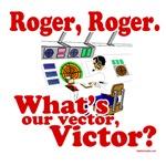 Vector Victor Shirts
