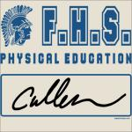 Forks High Cullen PE T-Shirts