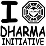 I Love Dharma Initiative Gifts