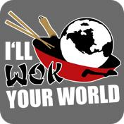 I'll Wok Your World