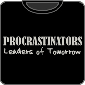 Procrastinators: Leaders of Tomorrow