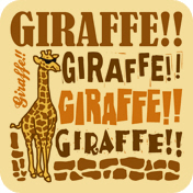 Giraffe!!