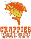 Crappies Tremble