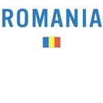 Romania Romanian T-shirt T-shirts Romanian Gifts