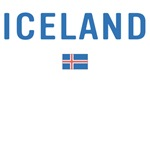 Iceland Icelander T-shirt T-shirts Iceland Gifts