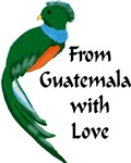 From Guatemala Bird