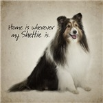 Happy Sheltie Home