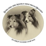 Sheltie Angels