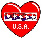 HEART OF THE U.S.A.