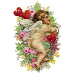 Victorian Cupid/Angel