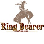 Ring Bearer Western T-Shirts