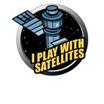Satellite Tees and Gear