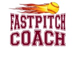 Fastpitch Coach T-Shirts