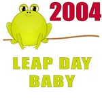 2004 Leap Year Baby T-Shirts