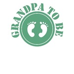 Grandpa To Be (Green) T-Shirts