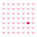 Pink Little Hearts T-Shirts