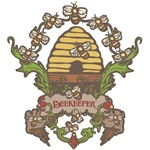 Beekeeper Crest T-Shirts and Gifts