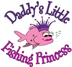 Daddy's Fishing Princess
