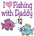 I Love Fishing With Daddy