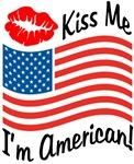 Kiss Me! I'm American