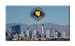 Las Vegas Police Skyline