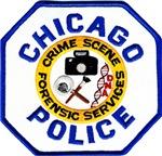 Chicago Police Crime Scene Investigator